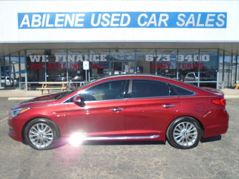 2015 Hyundai Sonata 2.4L Limited in Abilene, TX