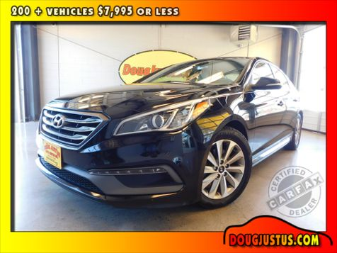 2015 Hyundai Sonata 2.4L Sport in Airport Motor Mile ( Metro Knoxville ), TN
