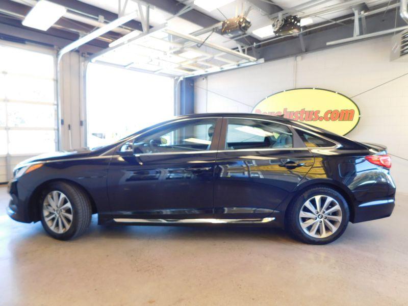 2015 Hyundai Sonata 24L Sport  city TN  Doug Justus Auto Center Inc  in Airport Motor Mile ( Metro Knoxville ), TN
