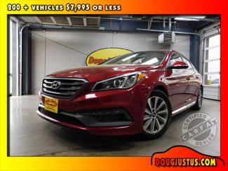 2015 Hyundai Sonata 2.4L Sport in Airport Motor Mile ( Metro Knoxville ), TN 37777