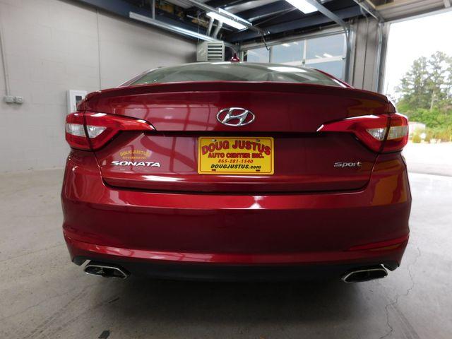 2015 Hyundai Sonata 2.4L Sport in Airport Motor Mile ( Metro Knoxville ), TN 37777