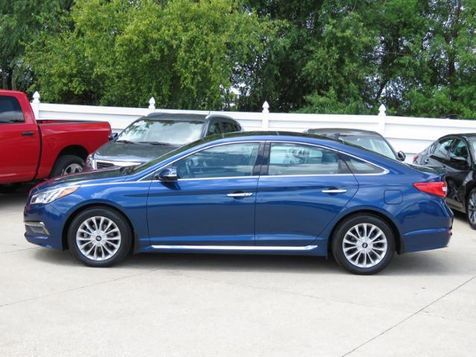 2015 Hyundai Sonata 2.4L Limited Lakeside Blue Leather/Nav/Panoramic in Ankeny, IA