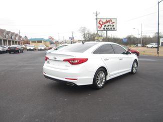 2015 Hyundai Sonata 2.4L Limited Batesville, Mississippi 7