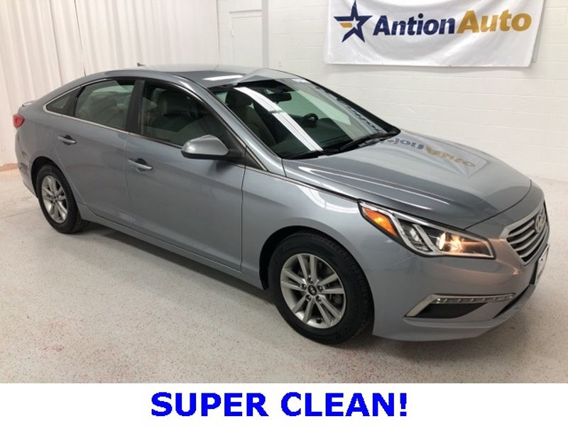 2015 Hyundai Sonata 2.4L SE | Bountiful, UT | Antion Auto in Bountiful UT