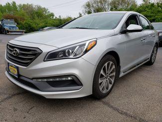 2015 Hyundai Sonata 2.4L Sport | Champaign, Illinois | The Auto Mall of Champaign in Champaign Illinois