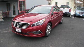 2015 Hyundai Sonata 2.4L SE in Coal Valley, IL 61240