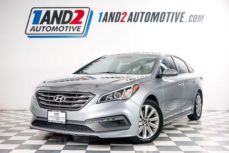 2015 Hyundai Sonata 2.4L Sport in Dallas TX