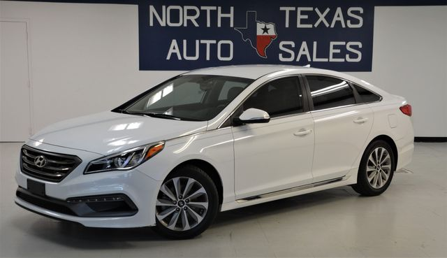 2015 Hyundai Sonata 2.4L Sport in Dallas, TX 75247