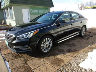 2015 Hyundai Sonata 2.4L Limited in Fort Collins, CO 80524