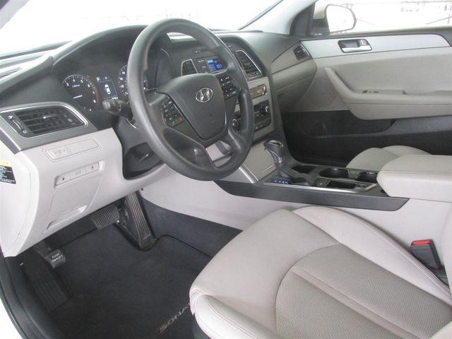 2015 Hyundai Sonata 2.4L SE Gardena, California 4