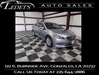 2015 Hyundai Sonata 2.4L SE - Ledet's Auto Sales Gonzales_state_zip in Gonzales