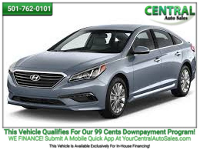 2015 Hyundai Sonata 2.4L SE | Hot Springs, AR | Central Auto Sales in Hot Springs AR