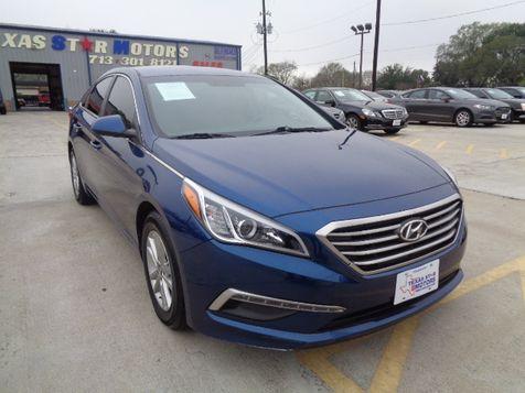 2015 Hyundai Sonata 2.4L SE in Houston
