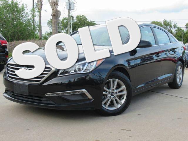 2015 Hyundai Sonata 2.4L SE   Houston, TX   American Auto Centers in Houston TX
