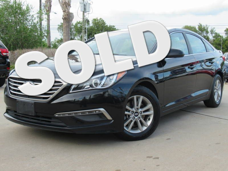2015 Hyundai Sonata 2.4L SE | Houston, TX | American Auto Centers in Houston TX