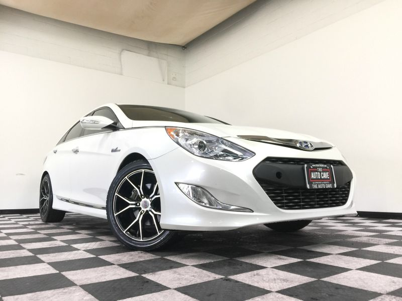 2015 Hyundai Sonata Hybrid *Get APPROVED In Minutes!*   The Auto Cave in Addison