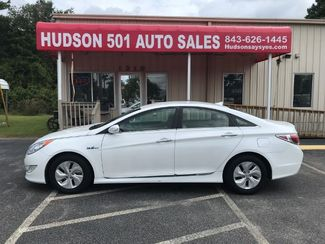 2015 Hyundai Sonata Hybrid Sedan | Myrtle Beach, South Carolina | Hudson Auto Sales in Myrtle Beach South Carolina