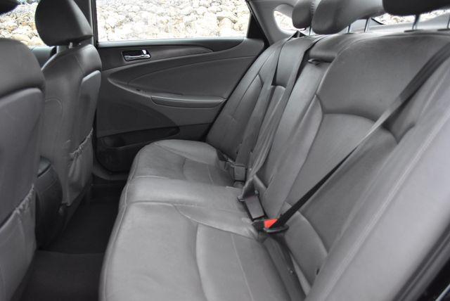 2015 Hyundai Sonata Hybrid Limited Naugatuck, Connecticut 12