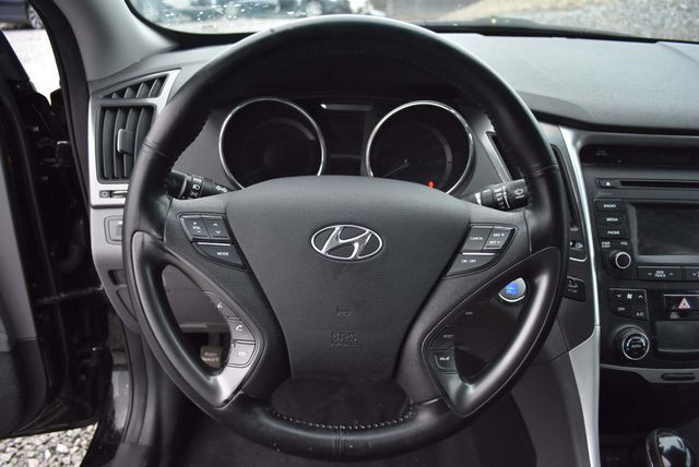 2015 Hyundai Sonata Hybrid Limited Naugatuck, Connecticut 18