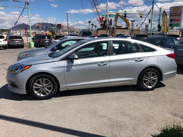 2015 Hyundai Sonata 2.4L SE CAR PROS AUTO CENTER (702) 405-9905 Las Vegas, Nevada 1