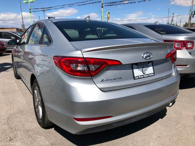 2015 Hyundai Sonata 2.4L SE CAR PROS AUTO CENTER (702) 405-9905 Las Vegas, Nevada 2