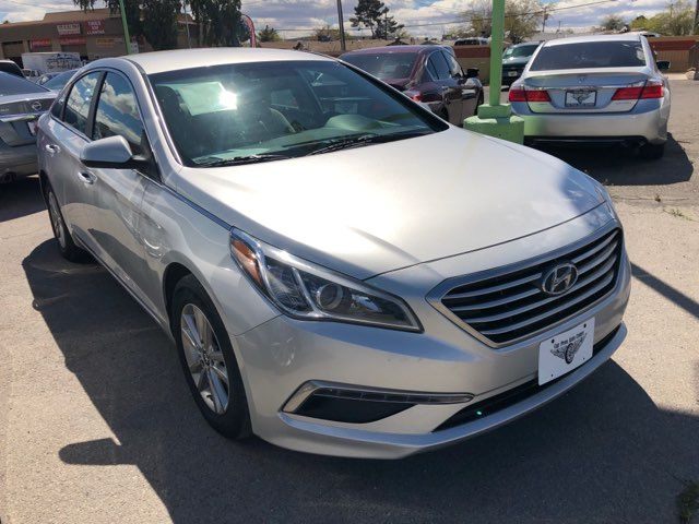 2015 Hyundai Sonata 2.4L SE CAR PROS AUTO CENTER (702) 405-9905 Las Vegas, Nevada 4