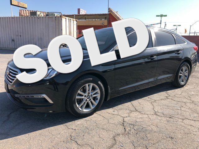 2015 Hyundai Sonata 2.4L SE CAR PROS AUTO CENTER (702) 405-9905 Las Vegas, Nevada