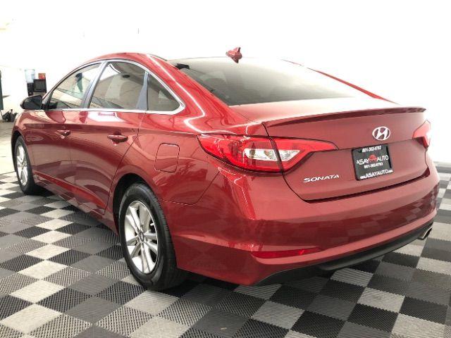 2015 Hyundai Sonata 2.4L SE LINDON, UT 4