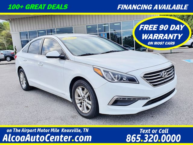 "2015 Hyundai Sonata 2.4L SE w/16"" Aluminum Wheels in Louisville, TN 37777"