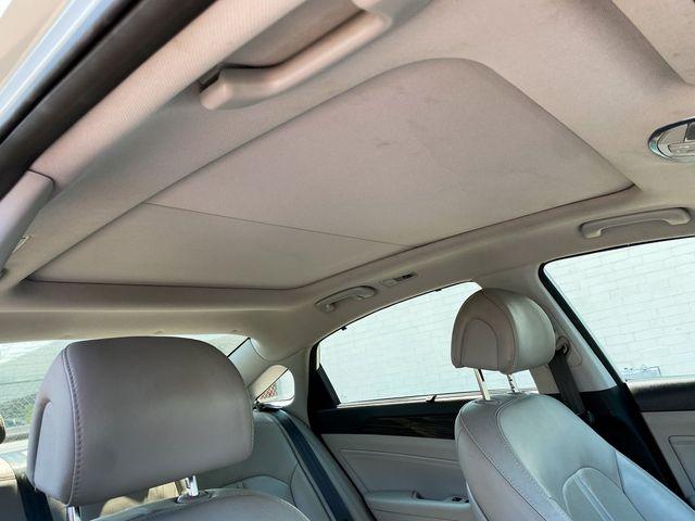 2015 Hyundai Sonata 2.4L Limited Madison, NC 16