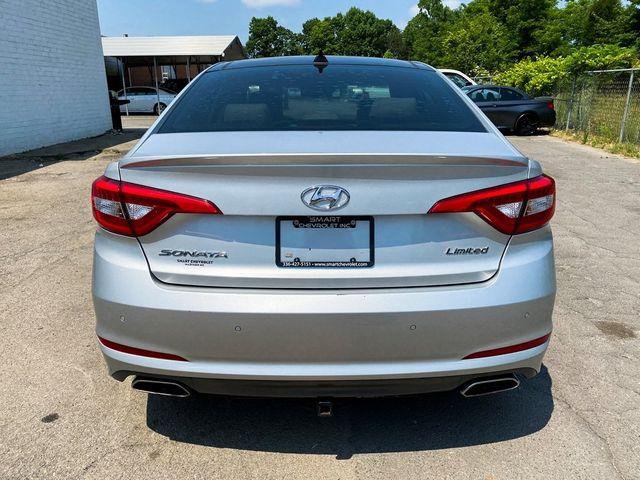 2015 Hyundai Sonata 2.4L Limited Madison, NC 2