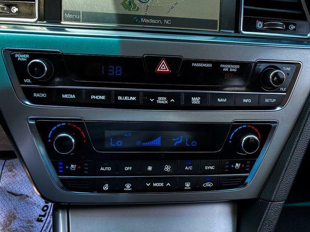 2015 Hyundai Sonata 2.4L Limited Madison, NC 36