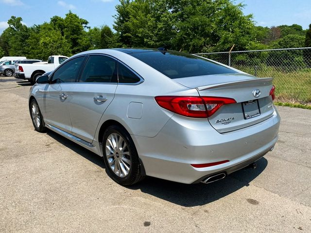 2015 Hyundai Sonata 2.4L Limited Madison, NC 3