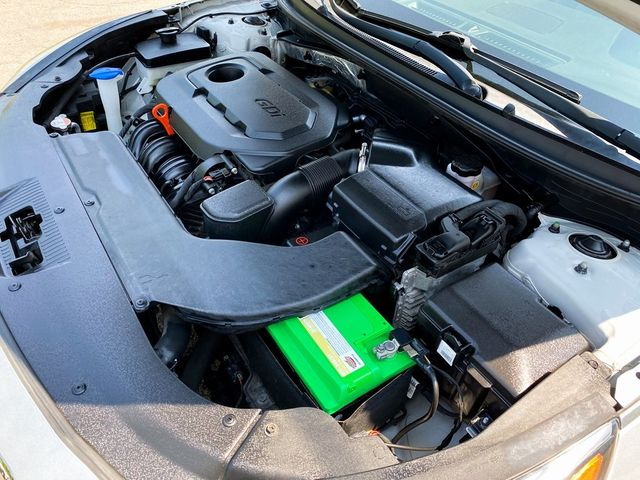 2015 Hyundai Sonata 2.4L Limited Madison, NC 42