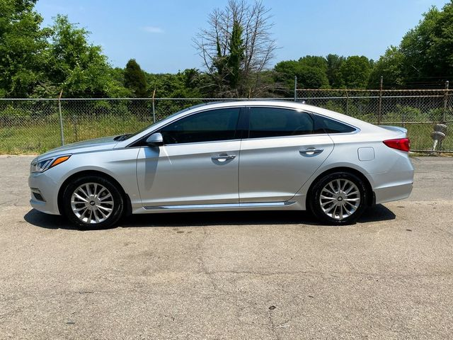 2015 Hyundai Sonata 2.4L Limited Madison, NC 4