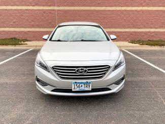 2015 Hyundai Sonata 2.4L SE factory warranty Maple Grove, Minnesota 4