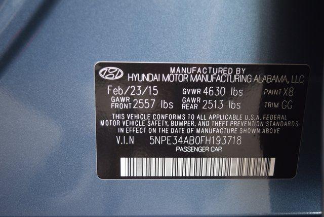2015 Hyundai Sonata Limited 2.0T in McKinney Texas, 75070