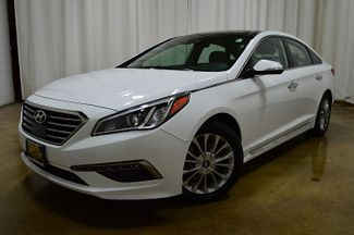 2015 Hyundai Sonata Limited W Navi & Sunroof in Merrillville, IN 46410
