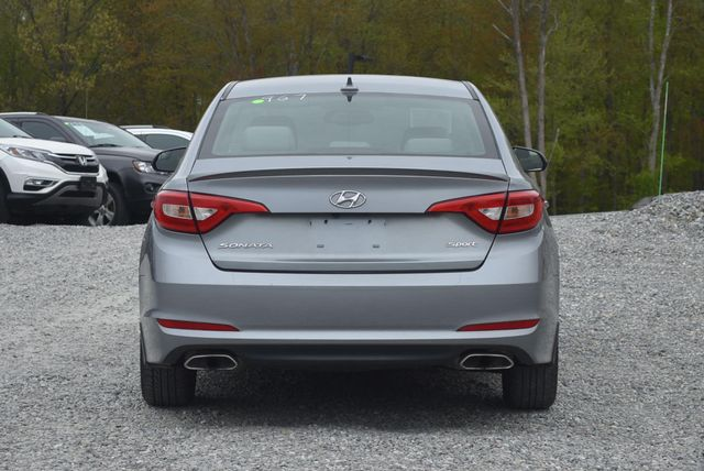 2015 Hyundai Sonata 2.4L Sport Naugatuck, Connecticut 3