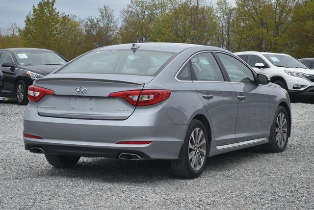 2015 Hyundai Sonata 2.4L Sport Naugatuck, Connecticut 4