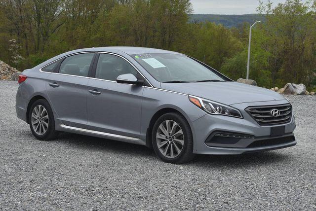 2015 Hyundai Sonata 2.4L Sport Naugatuck, Connecticut 6