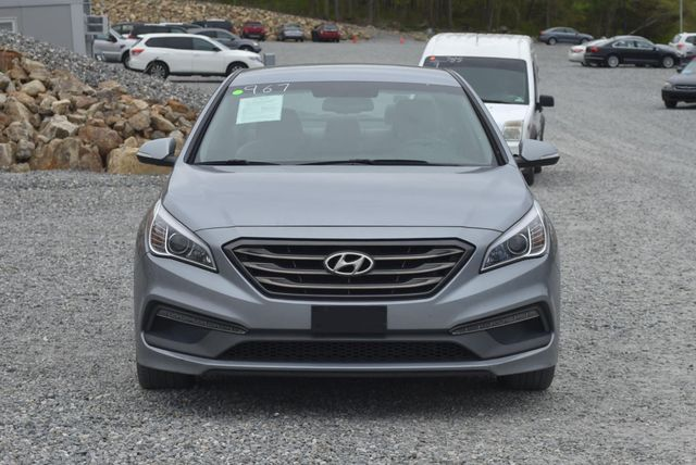 2015 Hyundai Sonata 2.4L Sport Naugatuck, Connecticut 7