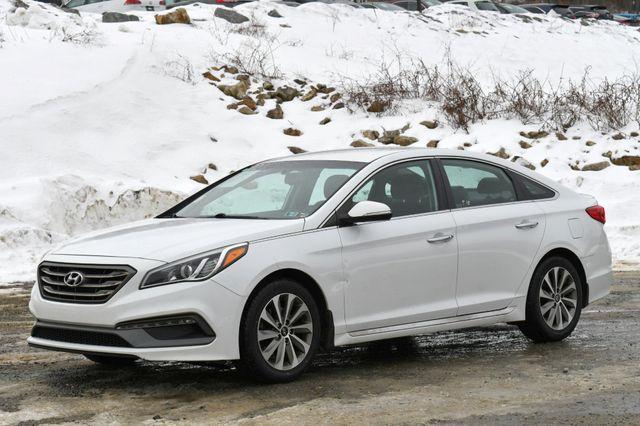 2015 Hyundai Sonata 2.4L Sport Naugatuck, Connecticut 2