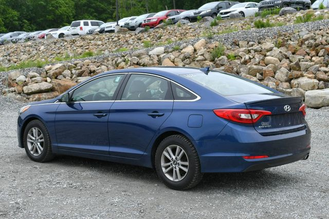 2015 Hyundai Sonata 2.4L SE Naugatuck, Connecticut 4