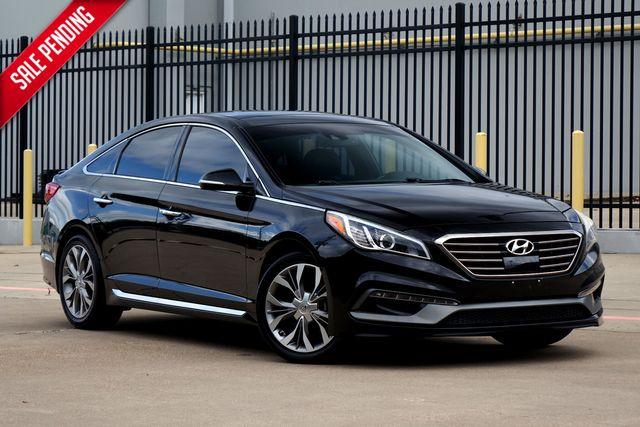 2015 Hyundai Sonata 2.0T Limited   Plano, TX   Carrick's Autos in Plano TX