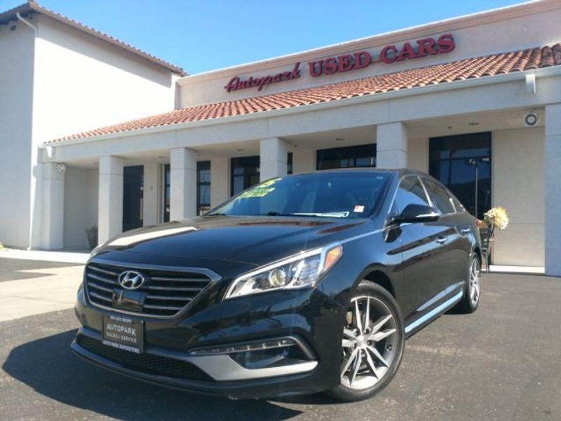 2015 Hyundai Sonata 2.0T Sport   San Luis Obispo, CA   Auto Park Sales & Service in San Luis Obispo CA