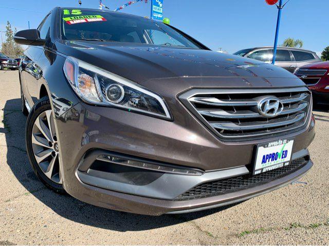 2015 Hyundai Sonata 2.4L Sport in Sanger, CA 93567