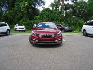 2015 Hyundai Sonata Sport PREMIUM PKG. TECH PKG. LEATHER. NAVIGATION SEFFNER, Florida