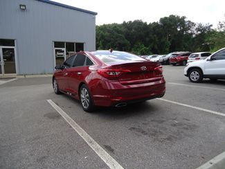 2015 Hyundai Sonata Sport PREMIUM PKG. TECH PKG. LEATHER. NAVIGATION SEFFNER, Florida 10