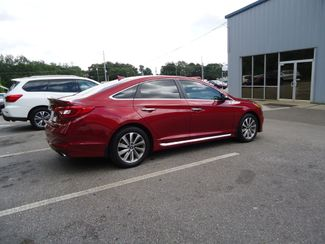 2015 Hyundai Sonata Sport PREMIUM PKG. TECH PKG. LEATHER. NAVIGATION SEFFNER, Florida 12